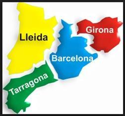 'Cataluña' - Catalonië