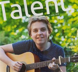 Talent, juni 2018